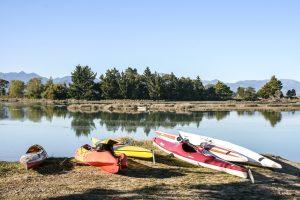 Kayak HQ Multisport Triathlon Race 1 @ Greenslade Park, Rabbit Island