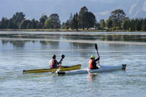 Kayak HQ Multisport Triathlon Race 2 @ Greenslade Park, Rabbit Island